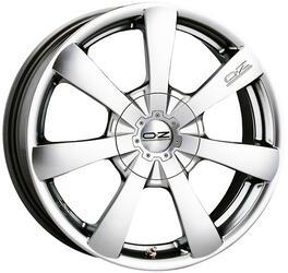 Автомобильный диск Литой OZ Racing Titan 8x18 5/100 ET 35 DIA 75 Crystal Titanium