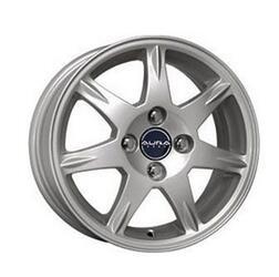 Автомобильный диск Литой K&K Спектра 5,5x14 4/100 ET 45 DIA 56,1 Блэк платинум