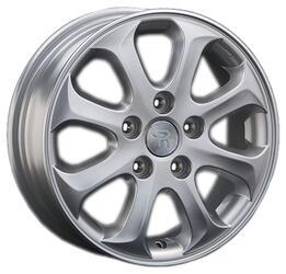 Автомобильный диск литой Replay H64 5,5x15 5/114,3 ET 45 DIA 64,1 Sil