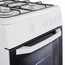 Газовая плита BEKO CSG 62000 W белый