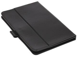 """Чехол-книжка для планшета универсальный 10""""  черный"""