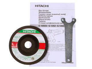 Углошлифовальная машина Hitachi G13SD