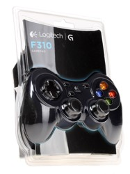 Геймпад Logitech F310 Gamepad (PC) USB (940-000111)