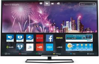 """40"""" (101 см)  LED-телевизор Philips 40PFS7209 серебристый"""