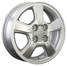Автомобильный диск Литой Replay KI1 5x14 4/100 ET 46 DIA 54,1 Sil