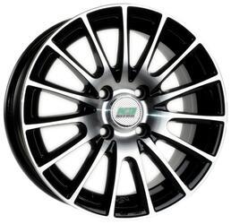 Автомобильный диск Литой Nitro Y3136 6x14 4/98 ET 35 DIA 58,6 BFP