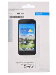 "4.5""  Пленка защитная для смартфона Huawei U9500 D1"