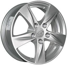 Автомобильный диск литой Replay HND58 6,5x16 5/114,3 ET 43 DIA 67,1 Sil