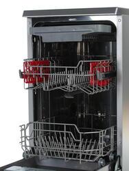 Посудомоечная машина Hansa ZWM 464IEH серебристый