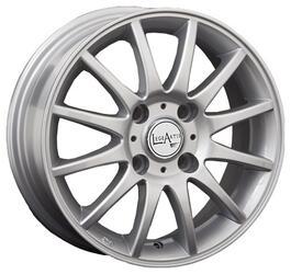 Автомобильный диск Литой LegeArtis KI63 6x15 4/100 ET 48 DIA 54,1 Sil