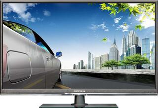 "24"" (60 см)  LED-телевизор Supra STV-LC24T850WL серебристый"
