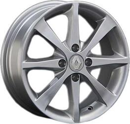 Автомобильный диск литой Replay RN12 6x15 4/112 ET 50 DIA 60,1 Sil