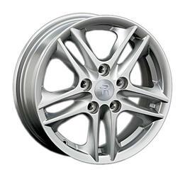 Автомобильный диск Литой Replay HND115 5,5x15 5/114,3 ET 47 DIA 67,1 Sil