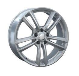 Автомобильный диск Литой Replay B105 8x19 5/120 ET 25 DIA 72,6 Sil