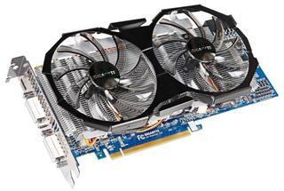 Видеокарта GIGABYTE GeForce GTX 560 [GV-N56GUD-1GI]