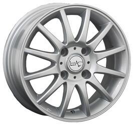 Автомобильный диск Литой LegeArtis HND89 6x15 4/100 ET 48 DIA 54,1 Sil