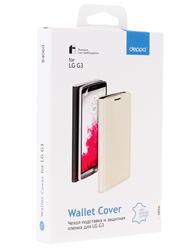 Чехол-книжка  Deppa для смартфона LG D855 G3