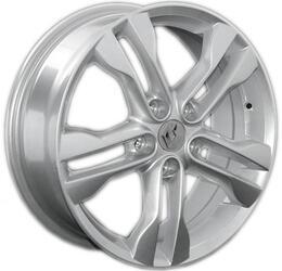 Автомобильный диск литой Replay RN54 6,5x17 5/112 ET 45 DIA 60,1 Sil