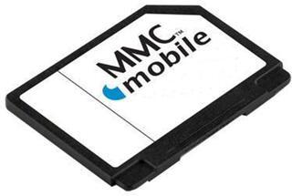 Память Mobile MultiMedia Card  256 Mb
