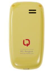 Сотовый телефон BQ Bangkok BQM-1801 желтый