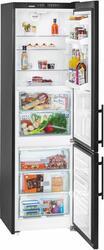 Холодильник с морозильником Liebherr CBNb 3913-21 черный