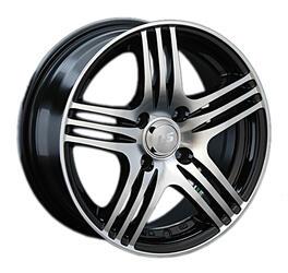 Автомобильный диск Литой LS NG277 6x14 4/100 ET 38 DIA 73,1 BKF