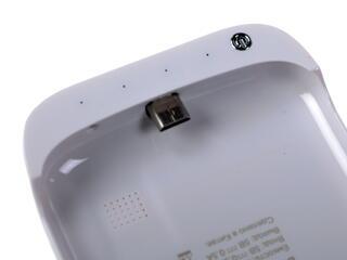 Чехол-батарея SBattery-08 белый