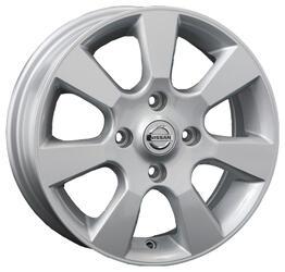 Автомобильный диск Литой LegeArtis NS23 5,5x15 4/114,3 ET 40 DIA 66,1 Sil