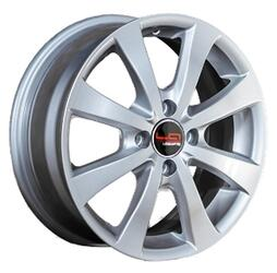Автомобильный диск Литой LegeArtis RN52 6x15 4/100 ET 43 DIA 60,1 Sil