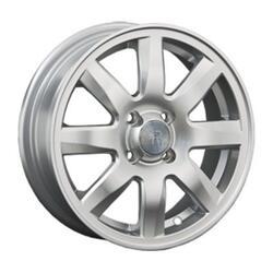 Автомобильный диск литой Replay HND79 6x15 4/100 ET 48 DIA 54,1 Sil