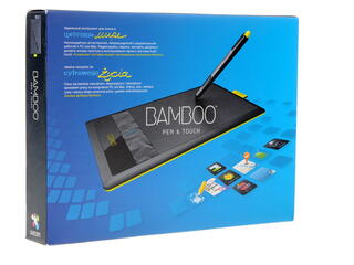 Графический планшет Wacom Bamboo Pen&Touch
