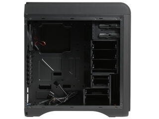 Корпус AeroCool DS 200 черный