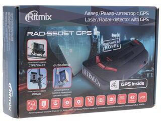 Радар-детектор Ritmix RAD-550ST GPS