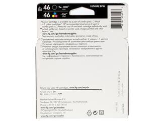 Набор картриджей HP 46 (F6T40AE)
