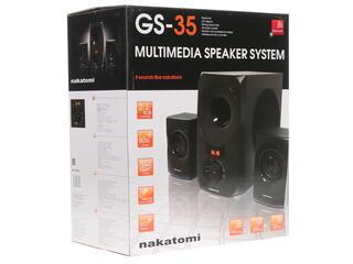 Колонки Nakatomi GS-35