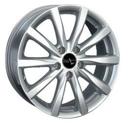 Автомобильный диск Литой LegeArtis TY114 7x17 5/114,3 ET 45 DIA 60,1 Sil