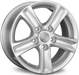 Автомобильный диск литой Replay RN111 6,5x15 5/114,3 ET 43 DIA 66,1 Sil