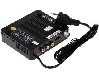 Приставка для цифрового ТВ BBK SMP124HDT2