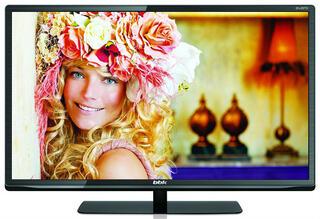 """19"""" (48 см)  LED-телевизор BBK LEM1984DT2 черный"""