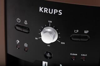 Кофемашина Krups EA801910 коричневый