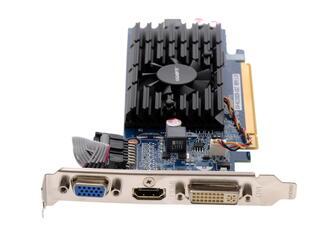 Видеокарта GIGABYTE GeForce 210 [GV-N210D3-1GI]