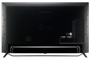 "55"" (139 см)  LED-телевизор LG 55UB950V серебристый"
