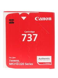 Картридж лазерный Canon 737BK