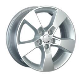 Автомобильный диск литой Replay OPL43 6,5x16 5/105 ET 39 DIA 56,6 Sil