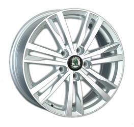 Автомобильный диск литой Replay SK75 6,5x16 5/112 ET 50 DIA 57,1 Sil