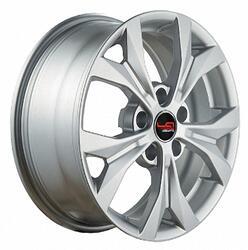 Автомобильный диск Литой LegeArtis H42 6,5x17 5/114,3 ET 50 DIA 64,1 Sil