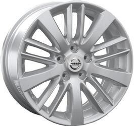 Автомобильный диск Литой LegeArtis NS83 7x17 5/114,3 ET 45 DIA 66,1 Sil