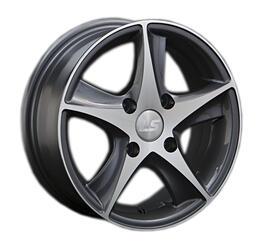 Автомобильный диск Литой LS 108 6x14 4/108 ET 34 DIA 73,1 GMF
