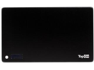 Портативный аккумулятор TopON TOP-MAX черный
