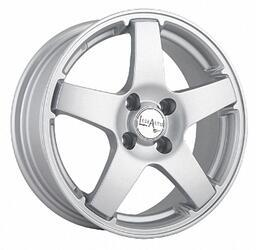 Автомобильный диск Литой LegeArtis NS118 6x15 4/100 ET 50 DIA 60,1 Sil